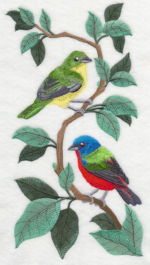Machine Embroidery Designs at Embroidery Library! - | borde animales ...