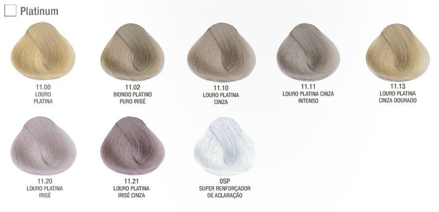 Tonos De Rubio Carta De Colores Alfaparf Platinum Carta De Colores Carta De Colores Colores De
