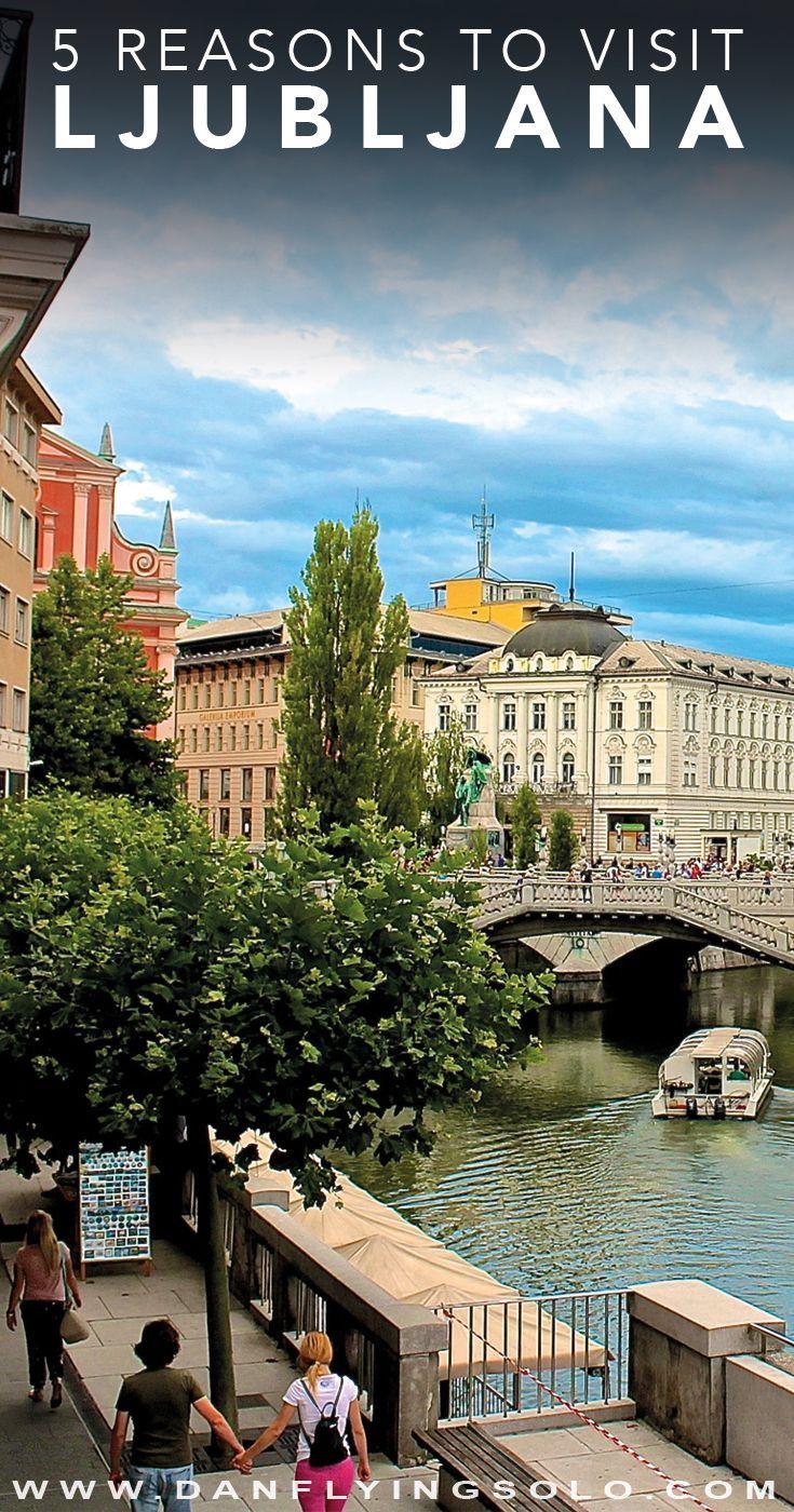 Things To Do In Ljubljana Slovenia Slovenia Capital City And - 5 gems that make slovenia the adventure capital of eastern europe