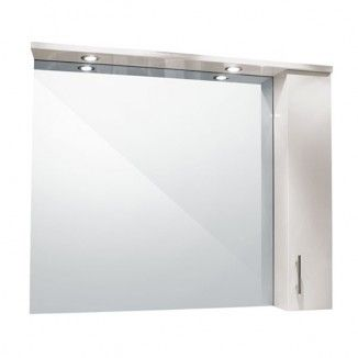 1200 mirror and cabinet - matches Windsor vanity unit