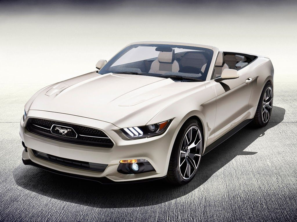 Ford to Raffle Off One-of-a-Kind 50 Years Mustang to Support Multiple Sclerosis! - http://bit.ly/1hxzsMF