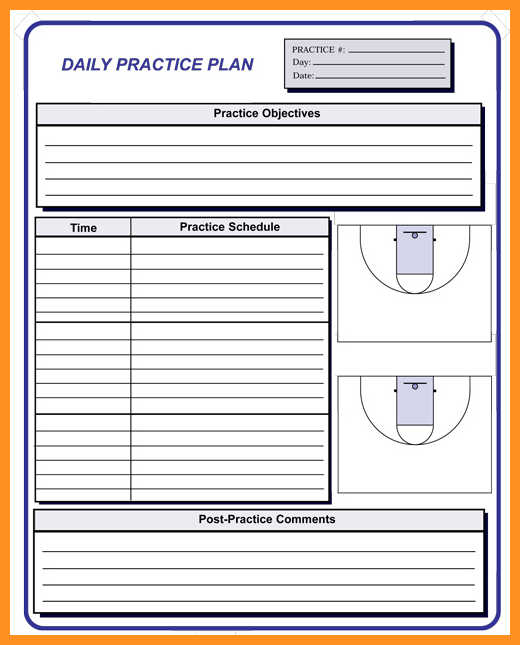 Scouting Report Basketball Template (5) - TEMPLATES ...