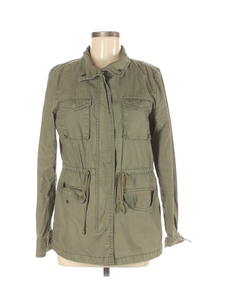 Old Navy Jacket Green Solid Jackets Outerwear Size Medium In 2021 Old Navy Jackets Navy Jacket Outerwear Jackets [ 1024 x 768 Pixel ]