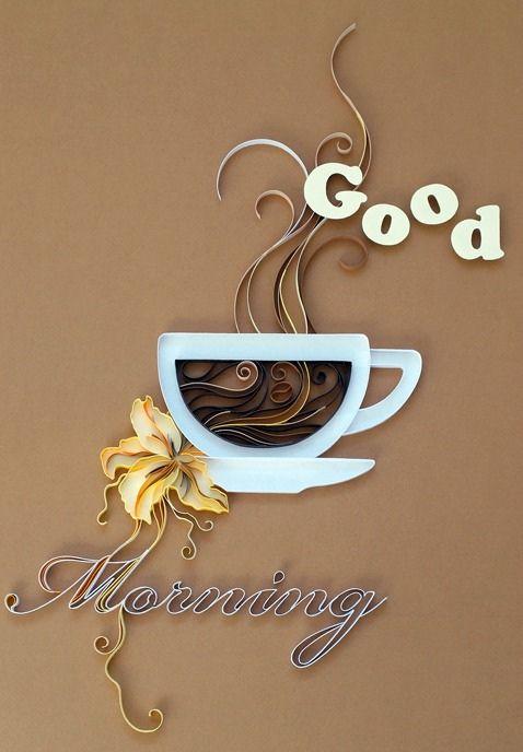 Sáng thứ 7 dậy với ly café cùng 1 người bạn thì thật là tuyệt!!! ;D