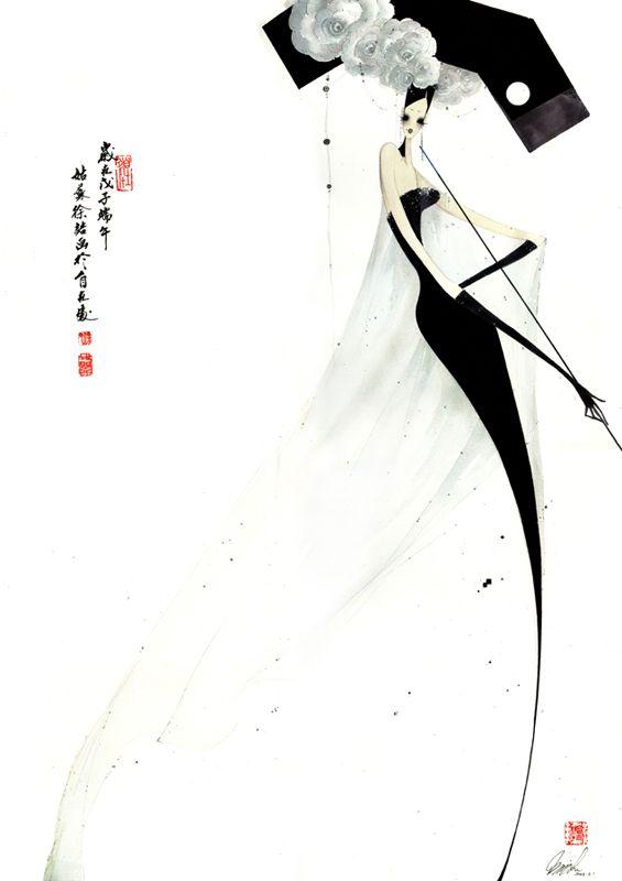 Kim Xu :: My Ladies {Lan Tian Yu}