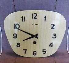 Horloge Formica Ebay Horloge Vintage Horloges Vintage Pendule Horloge