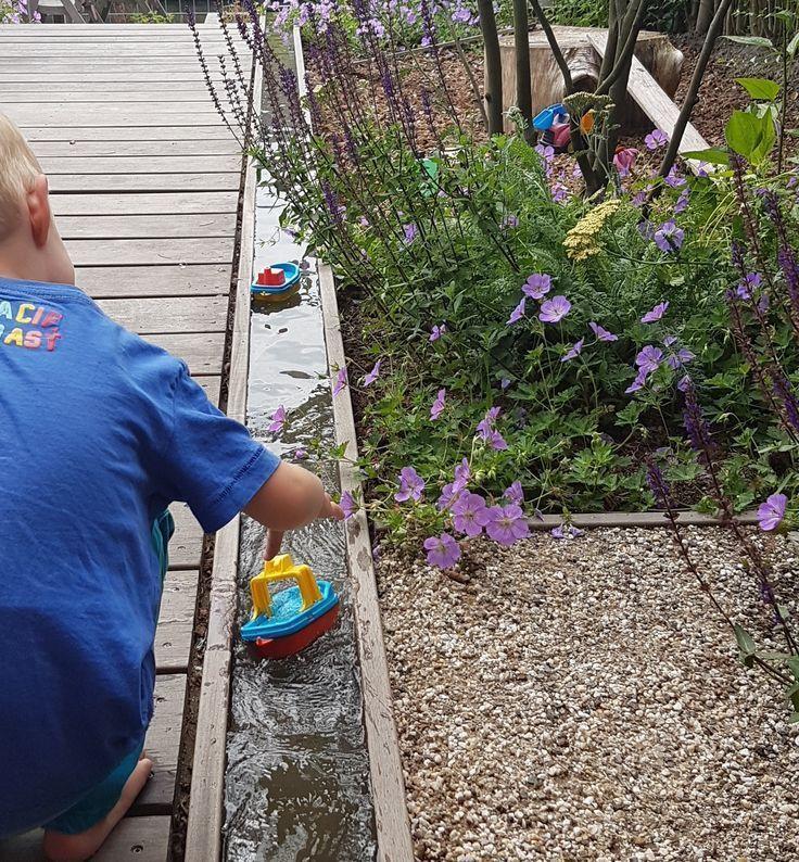 Photo of wasserspiel garten quot;Wir wollen einen natrlichen Garten mit vielen blhenden P…