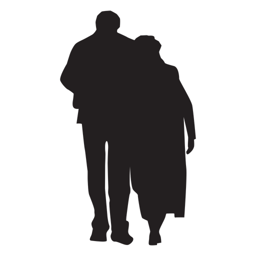 Couple Walking Together Silhouette Ad Aff Spon Silhouette Walking Couple Silhouette Couples Walking Silhouette Png