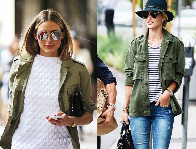 La compra de la semana: chaqueta militar | Chaqueta militar