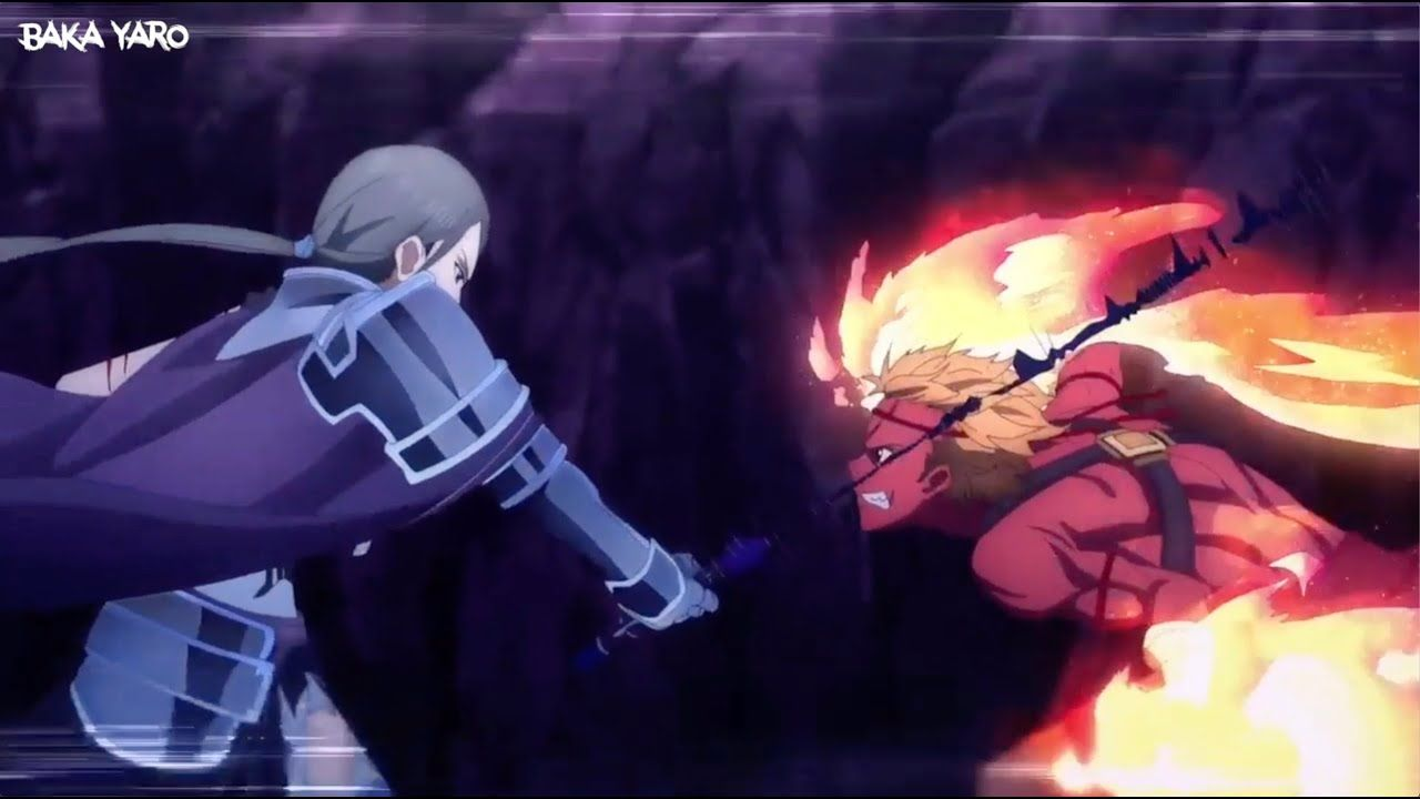 Top 10 Epic Anime Fights Of 2019 In 2020 Anime Fight Anime Epic