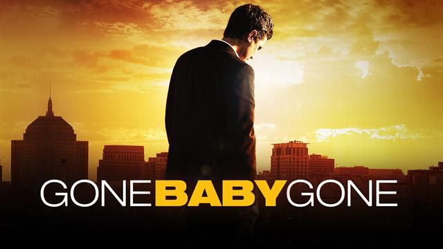Gone Baby Gone After The Movie Of Ben Affleck Place To The Series Gone Series Movies Looking Back