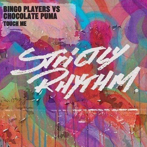 Bingo Players vs. Chocolate Puma – Touch Me (single cover art)