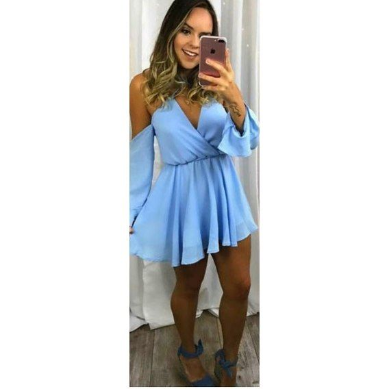 abe251fcf Vestidos Curtos Femininos no Mercado Livre Brasil | Moda fashion ...