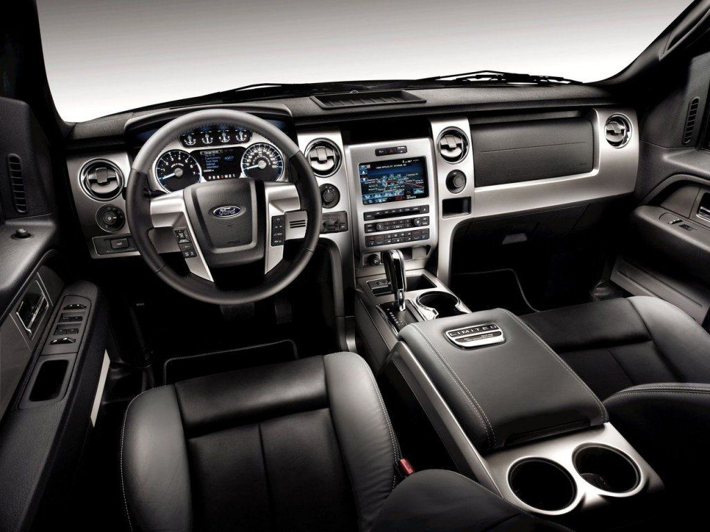 Ford F 150 Black Interior Ford Raptor Ford Raptor Interior