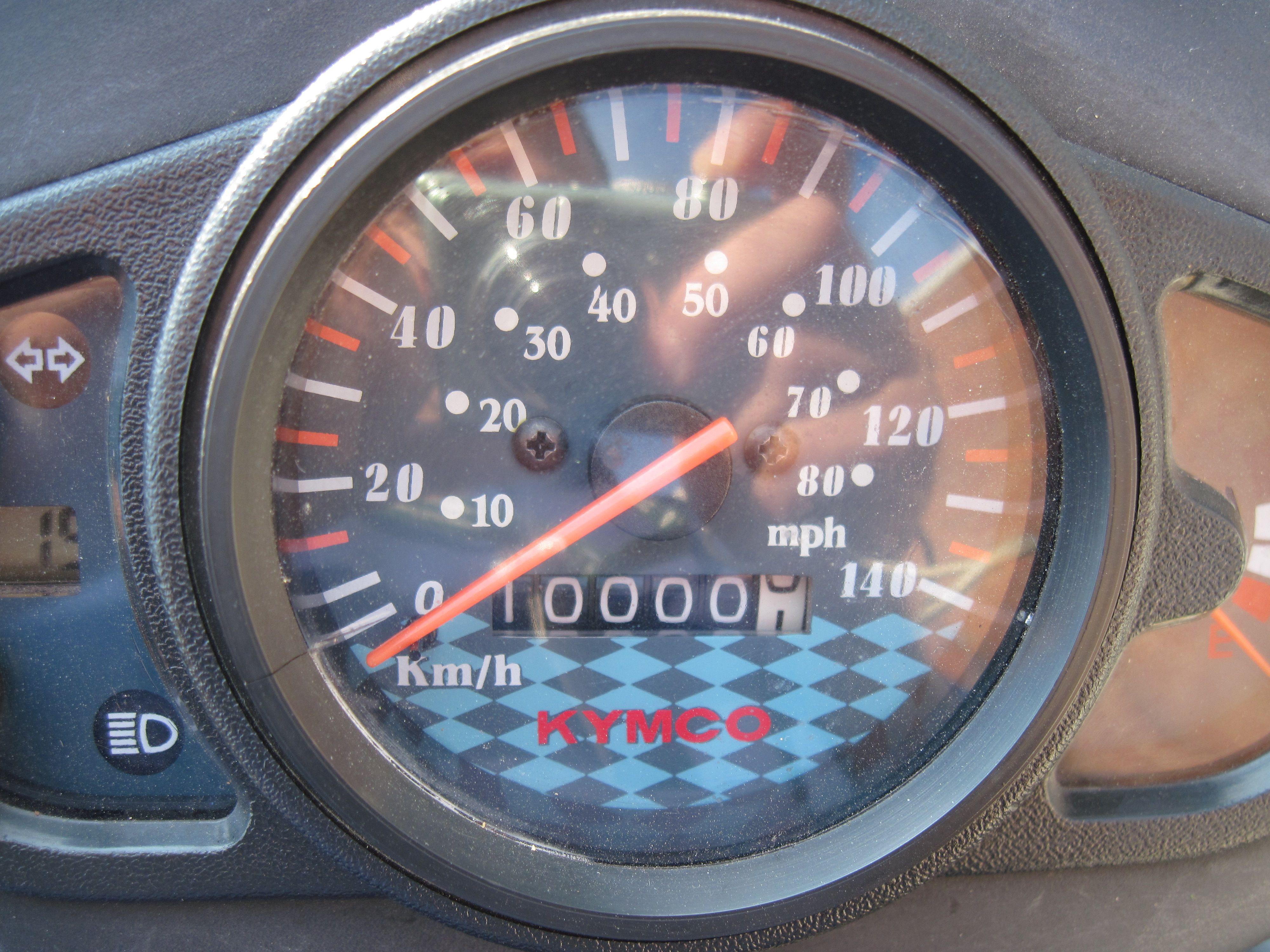 Kymco Agility 125  2008