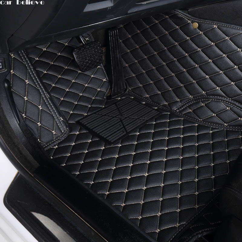 Car Believe Auto Car Floor Foot Mat For Audi A3 Sportback Audi A5