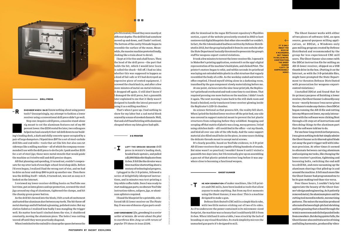 Feature Story, WIRED Magazine on Behance   editorial   Pinterest ...