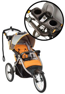 Jeep Gear Product Jeep Overland Limited Jogging Stroller Best
