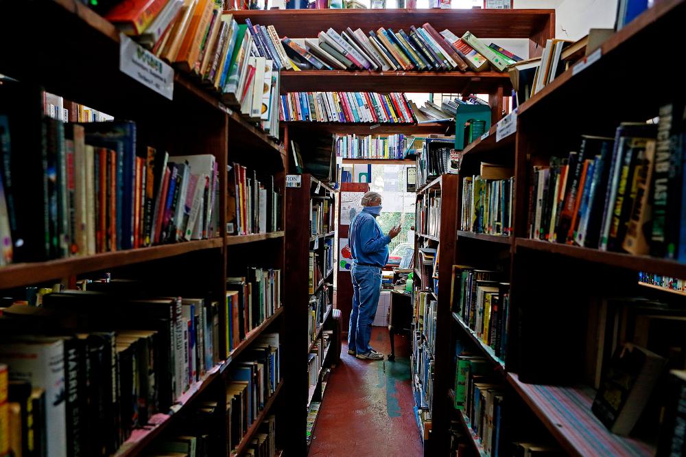 Magic Tree Books in Pretoria, South Africa in 2020