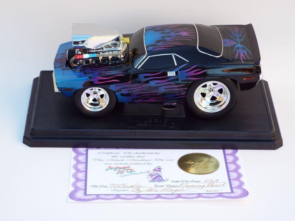 Muscle Machines Race Car \