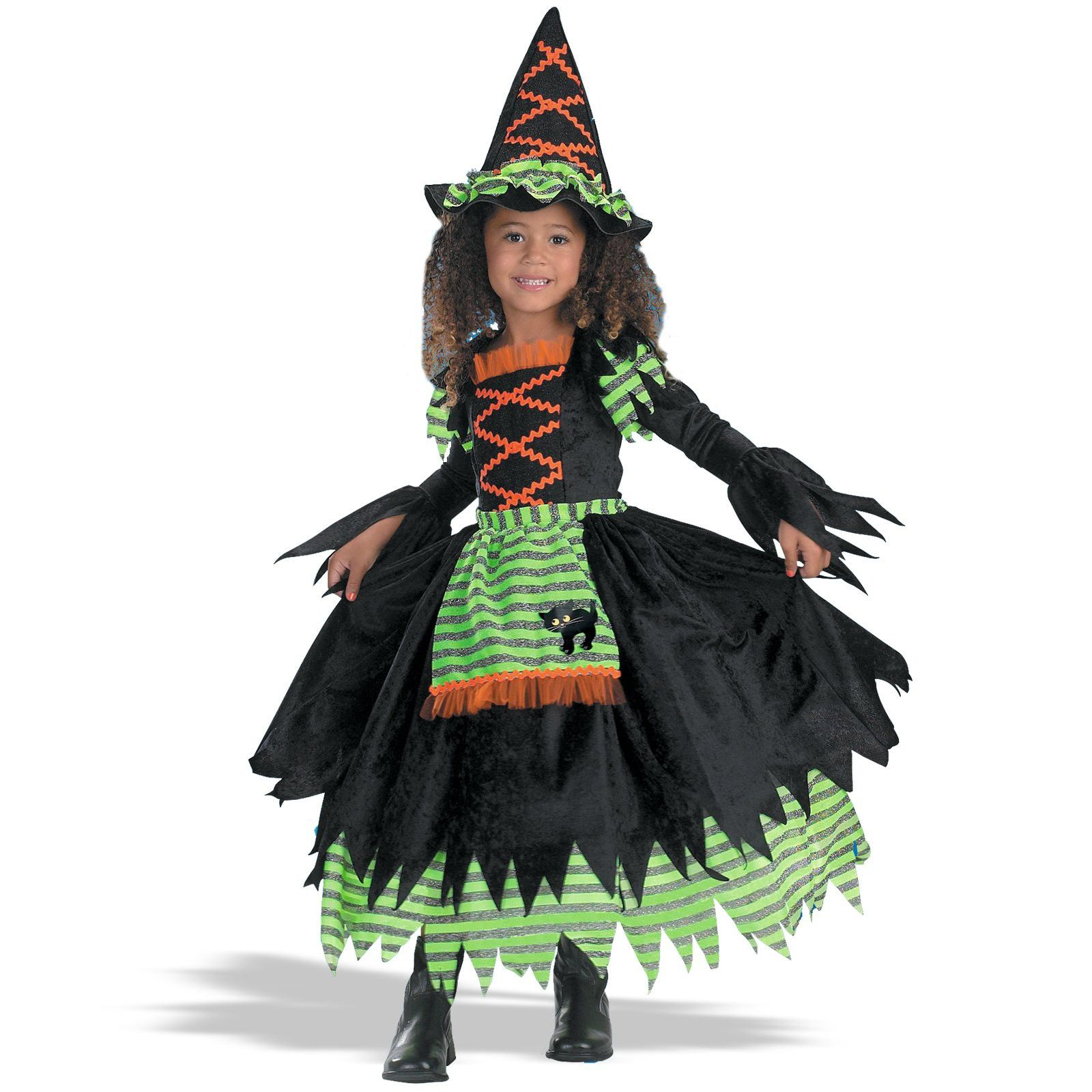 halloween costumes - Witch Halloween Costumes For Girls