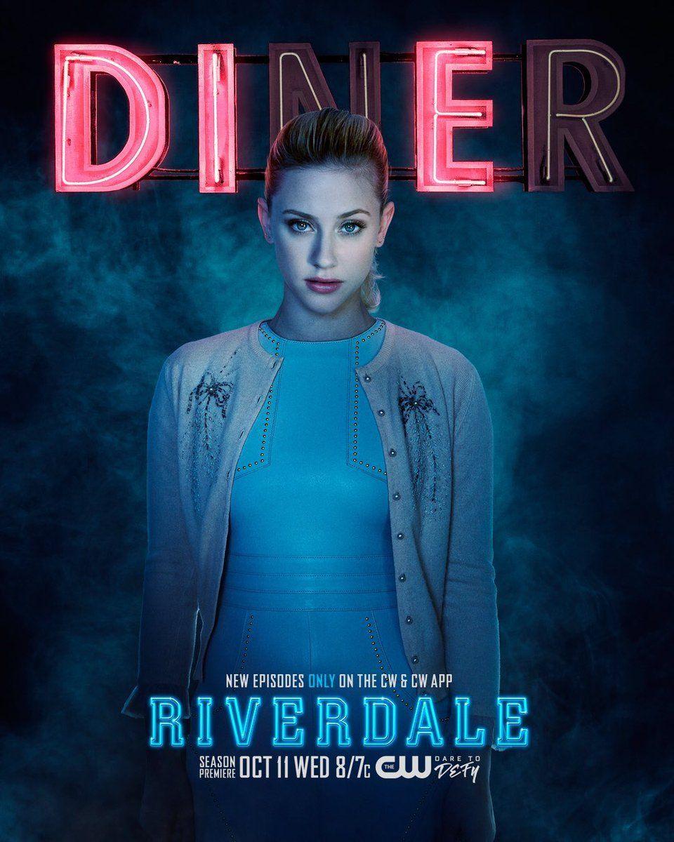 Betty   Jughead, Riverdale Cast Season 2 Promotional Posters ... 8ff8012afc