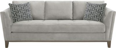 Exceptionnel Cindy Crawford Home Park Boulevard Smoke Sofa