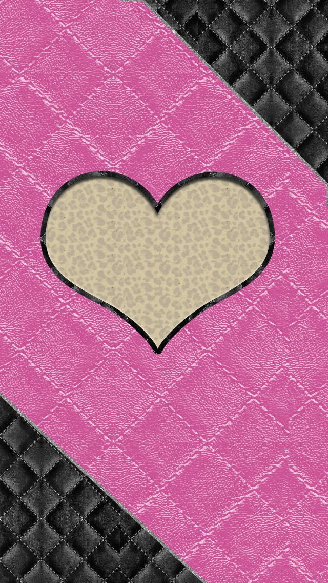 Pretty Walls: Pink lady freebie