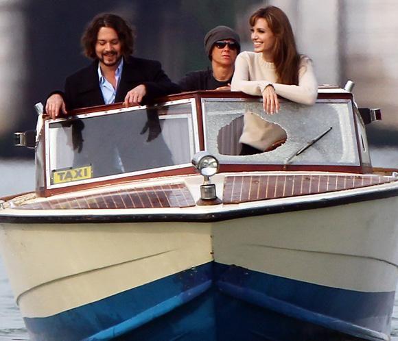 Angelina & Johnny