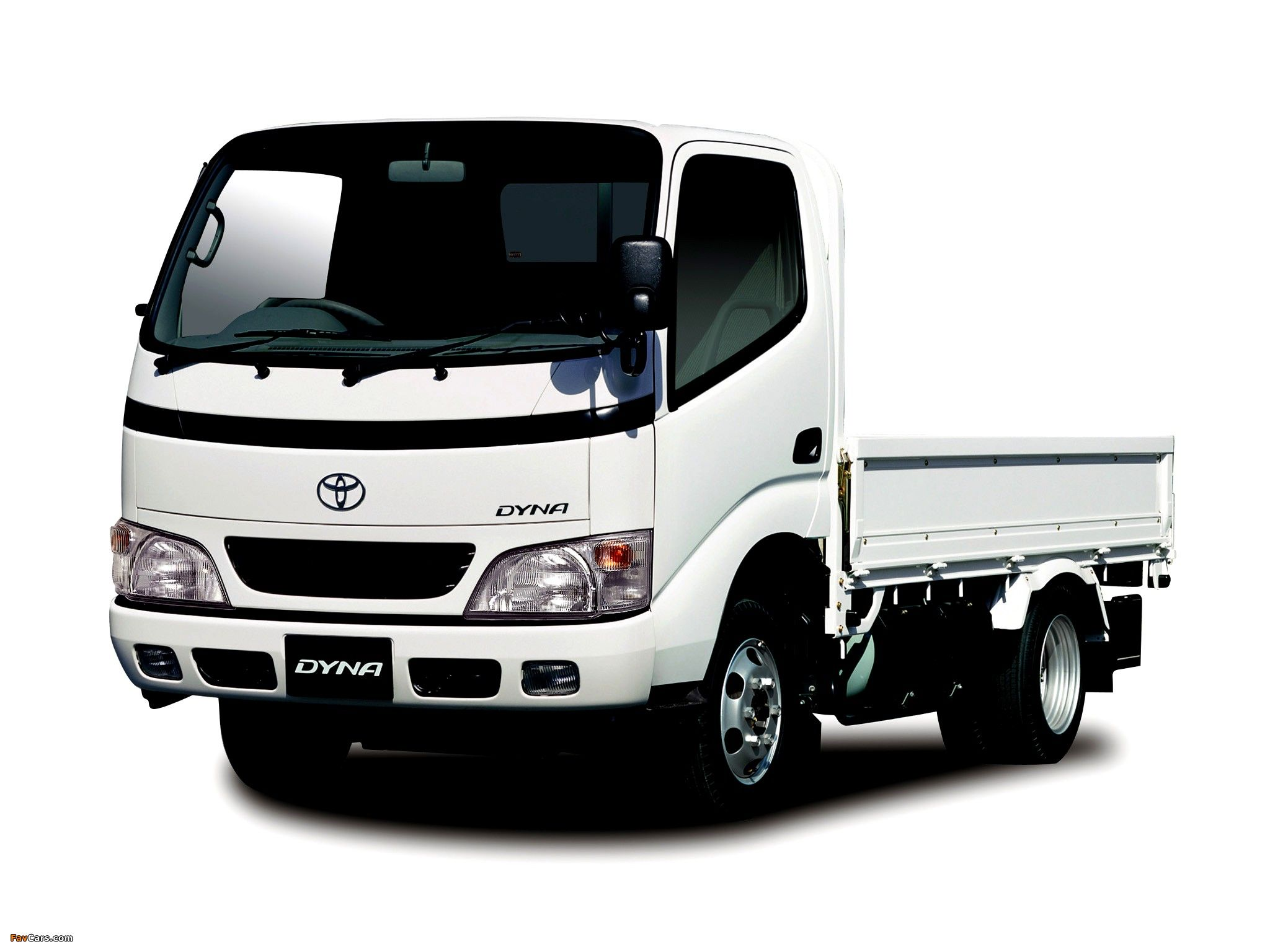 2014 Toyota Dyna is the latest model of the light-truck from Toyota ...