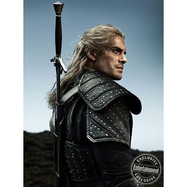 New Stills From The Witcher On Netflix Geralt Of Rivia The Witcher The Witcher Books