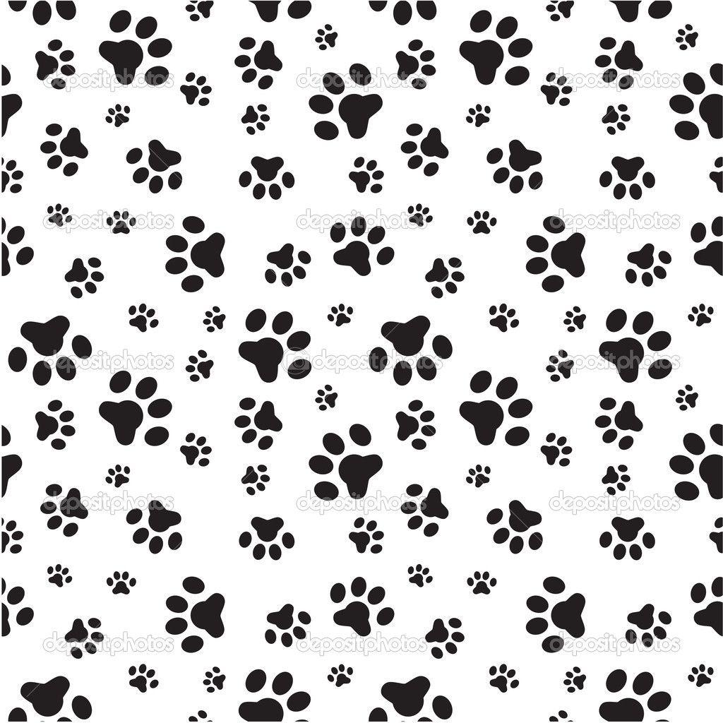 Resultado De Imagem Para Pata De Cachorro Vetor