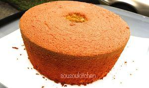 Gâteau éponge facile,rapide   Sousoukitchen