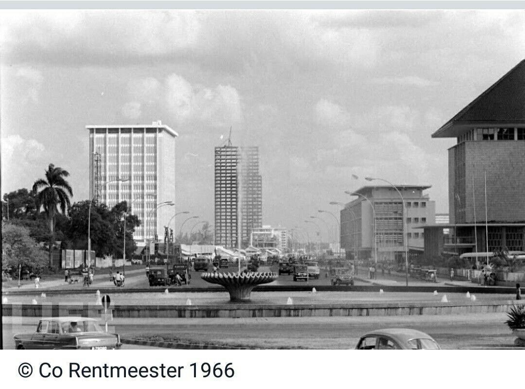 Jakarta 1966 foto langka