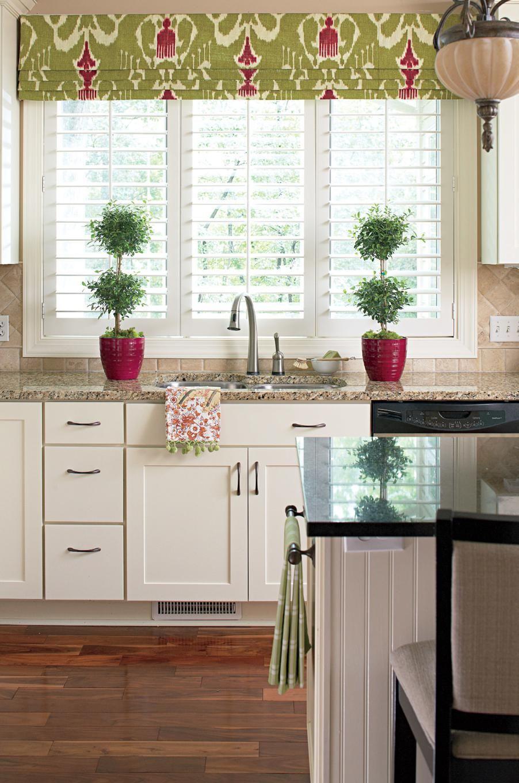 Better Homes And Gardens Kitchen And Bath Renovation Guide Oformlenie Okon V Kuhne Domashnie Kuhni Stolovye Komnaty