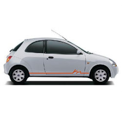 Ford Ka Striping