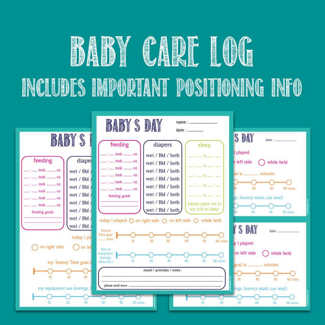 care log