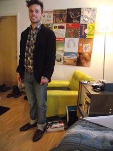 Blazer: sartorial pick-me-up of choice