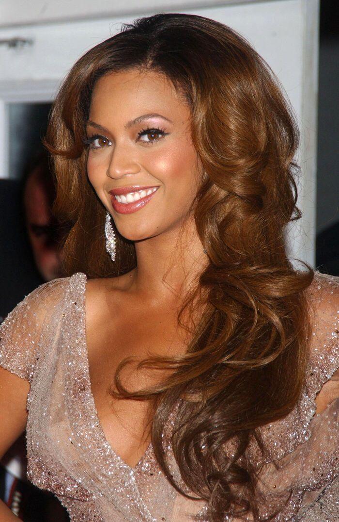 Beyonce Brown Hair With Images Beyonce Hair Glamorous Hair