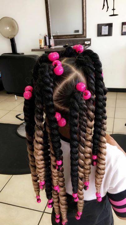 M O N I Q U E M Kids Braided Hairstyles Braids For Kids