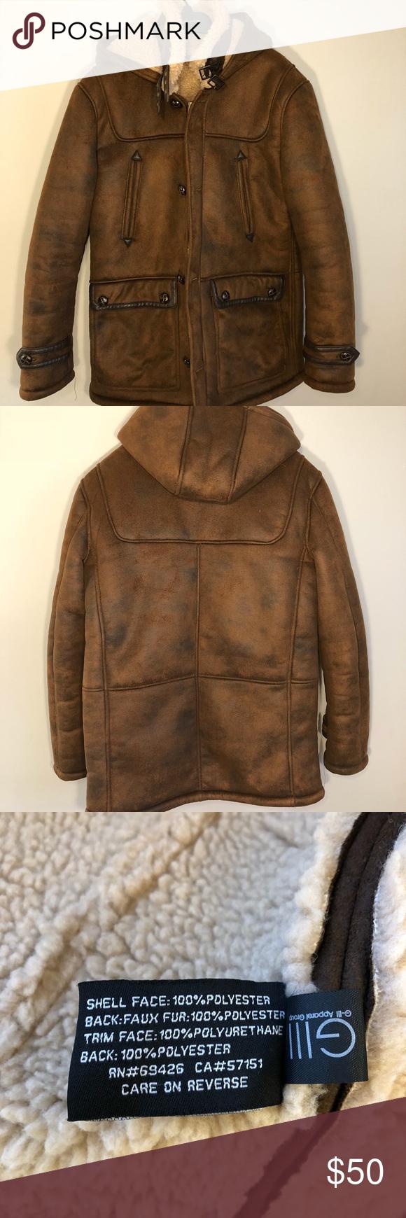Wilson's leather bomber jacket Leather bomber jacket