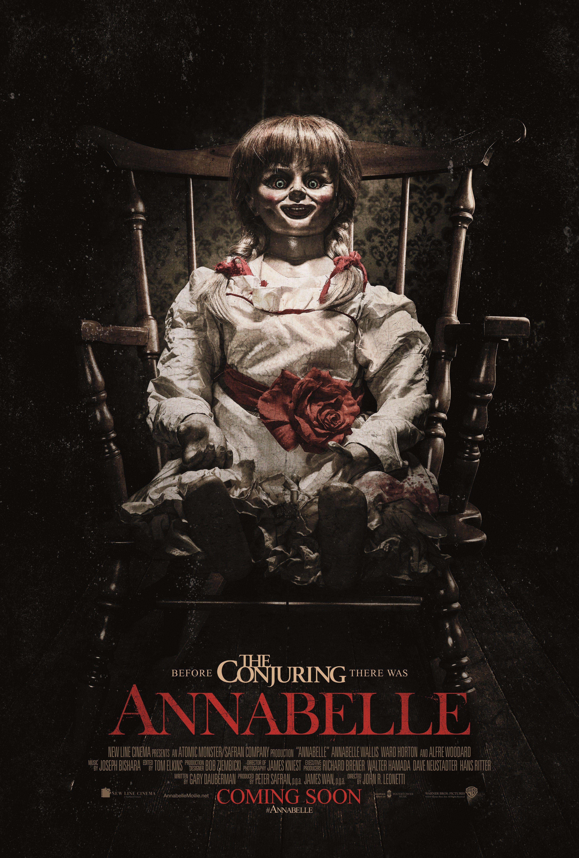 Annabelle (2014) | La opinión de Oseomorfo | La peli no asusta... Si ...