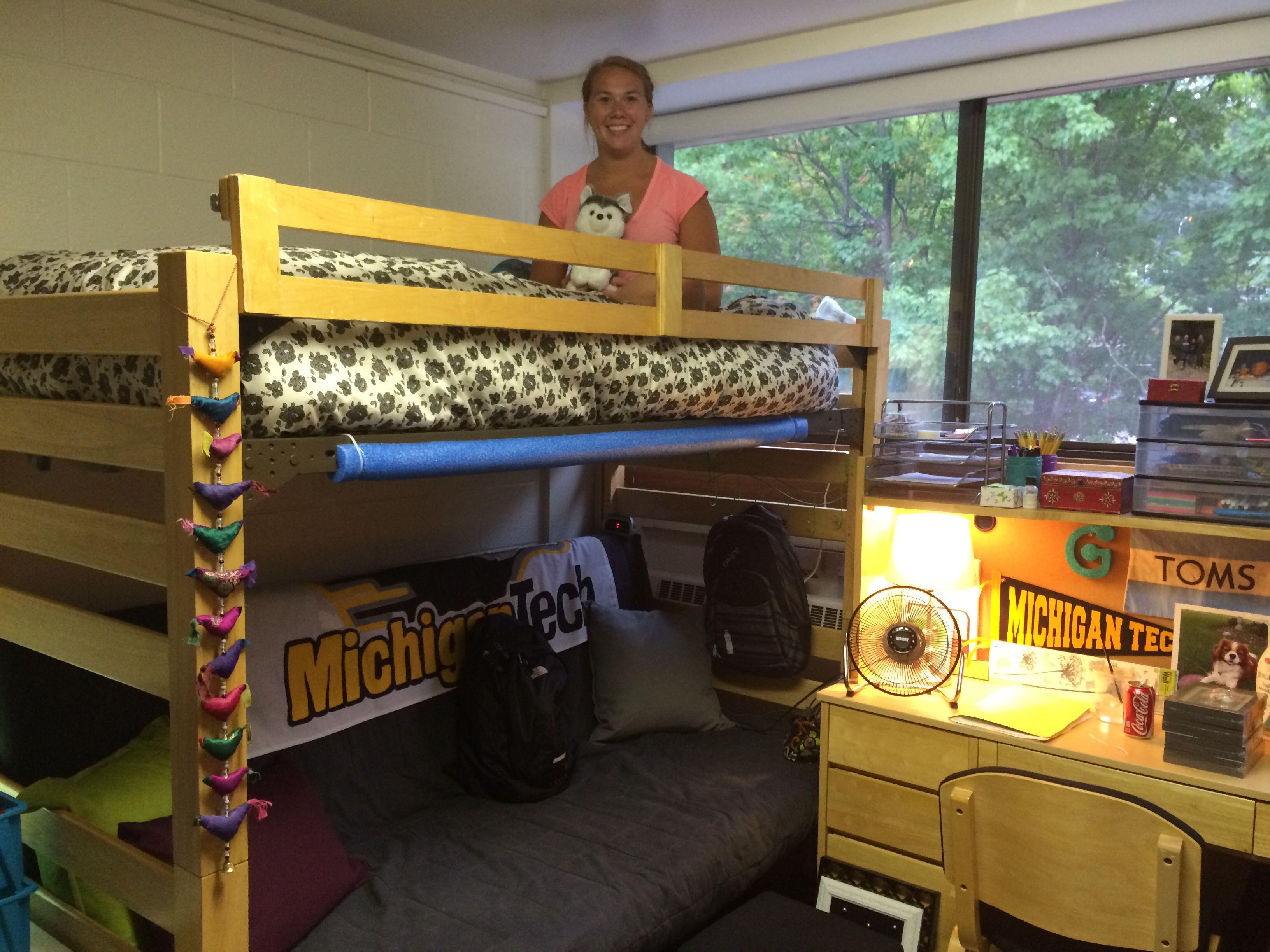Dorm Room Birds Michigan Tech Mtu Michigan Tech Dorm Dorm Room