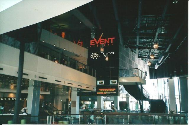 Event Cinemas Bondi Junction Movie Theater In Sydney New South Wales Australia Bondi Junction Cinema Movie Theater