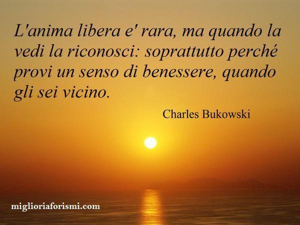 Charles Bukowski Frasi E Aforismi Citazioni Sull Amore