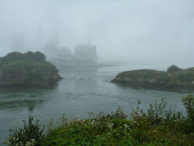 Saint John New Brunswick Reversing Falls