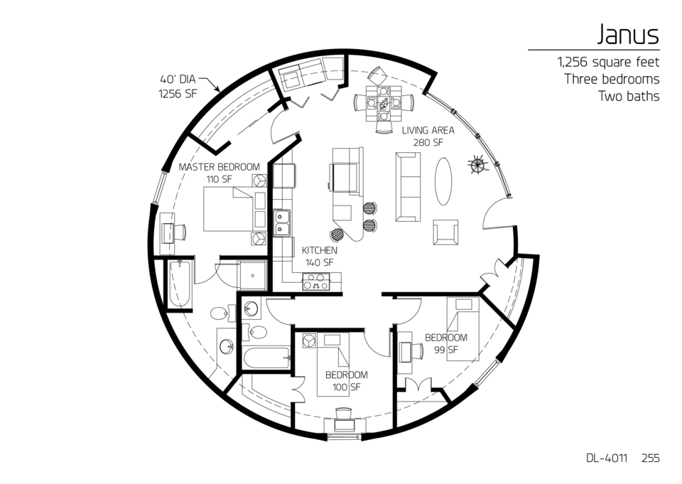 Photo Monolithic Round House Plans Unique Floor Plans Floor Plans