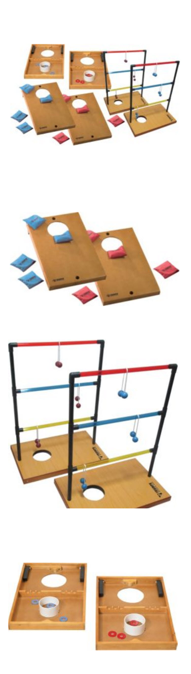 other backyard games 159081 backyard board games set triumph trio