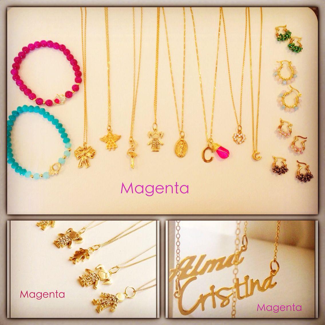 47db05186ea3 Joyeria para niñas!! cadenas y pulseras con nombre