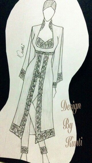 Indian Dress Sketch Dress Design Sketches Fashion Sketches Dress Design Drawing